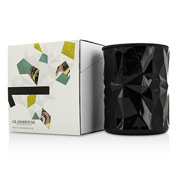 Glasshouse La Maison Scented Candle - #1 Bois Magiques  300g