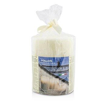 Lumen Świeca zapachowa Halos Sicilia Salt Candle - Iodio Marino  1400g