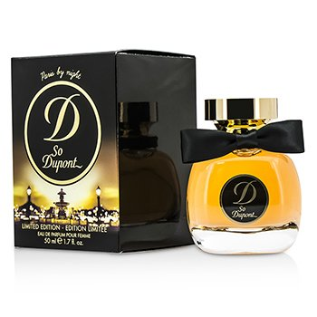 S. T. Dupont So Dupont Paris by Night Eau De Parfum Spray (Edición Limitada)  50ml/1.7oz