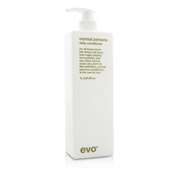 Evo Normal Persons Щоденний Кондиціонер (Для Всіх Типів Волосся, Особливо Нормального і Жирного Волосся)  1000ml/33.8oz