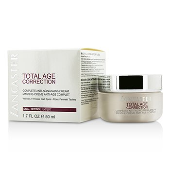 לנקסטר Total Age Correction Complete מסכת קרם אנטי-אייג'ינג  50ml/1.7oz