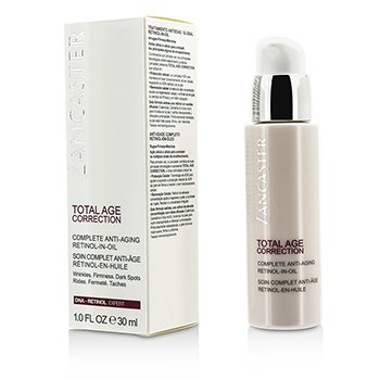 לנקסטר Total Age Correction Completeשמן רטינול אנטי-אייג'ינג  30ml/1oz