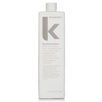 Kevin.Murphy Balancing.Wash (posilující denní šampon - pro barvené vlasy)  1000ml/33.6oz