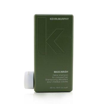 Kevin.Murphy Maxi.Wash (Detox šampon - pro barvené vlasy)  250ml/8.4oz