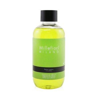 千花 Millefiori 自然香薰擴香座補充裝 - Lemon Grass  250ml/8.45oz