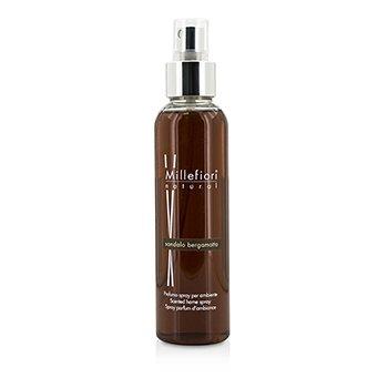 Millefiori Natural Scented Home Spray - Sandalo Bergamotto  150ml/5oz