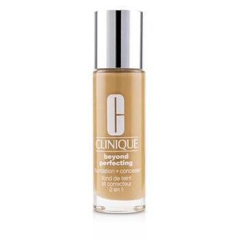 Clinique Podkład i korektor w jednym Beyond Perfecting Foundation & Concealer - # 18 Sand (M-N)  30ml/1oz