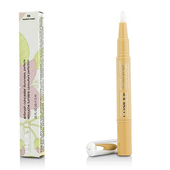 Clinique Airbrush Concealer - No. 06 Neutral Cream  1.5ml/0.05oz