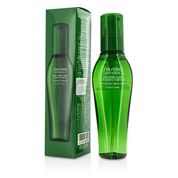 Shiseido The Hair Care Fuente Forte Toning Serum (Scalp Serum)  125ml/4oz