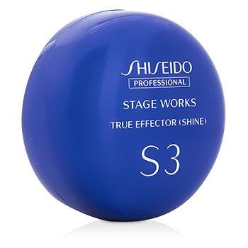 Shiseido Stage Works True Effector - # S3 (Shine)  90g/3.17oz