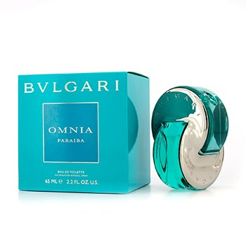 Bvlgari Omnia Paraiba Eau De Toilette Spray - Semprot  65ml/2.2oz
