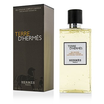 Hermes Terre D'Hermes Hair & Body Shower Gel  200ml/6.5oz