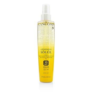 Lancome Genifique Soleil Skin Youth UV Protecting Body Oil SPF 10  200ml/6.8oz