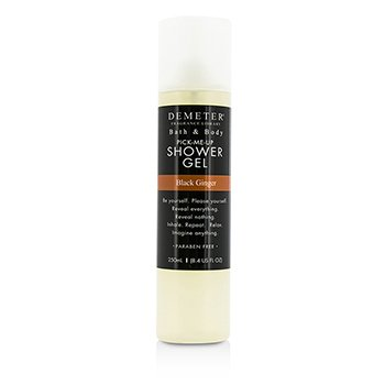 Demeter Black Ginger Shower Gel  250ml/8.4oz