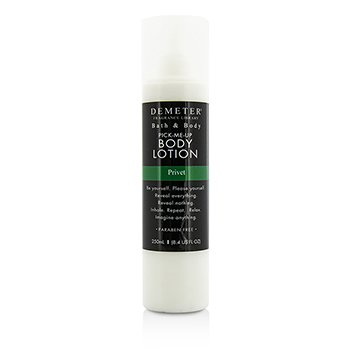 Demeter Privet Body Lotion  250ml/8.4oz