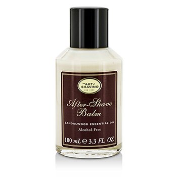 The Art Of Shaving Balzam nakon brijanja - Sandalwood Essential Oil (bez kutijice)  100ml/3.3oz