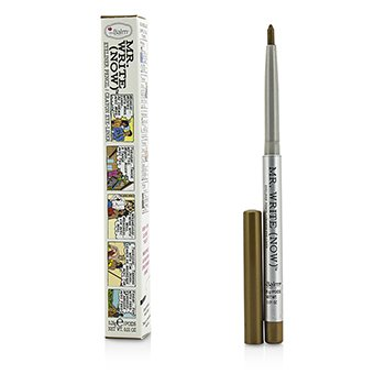 TheBalm Mr. Write Now (Lápiz Delineador) - #Jac B. Bronze  0.28g/0.01oz