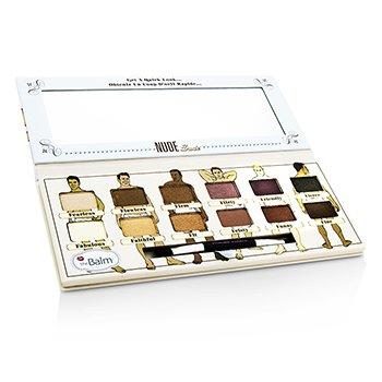 TheBalm พาเลทท์อายแชโดว์ Nude Dude Eyeshadow Palette  9.6g/0.336oz