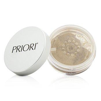 Priori Mineral Skincare SPF25 - #Shade 3 (Light to Medium Skin with Yellow Base/ Undertone, Slight Redness on Complexion)  6.5g/0.23oz