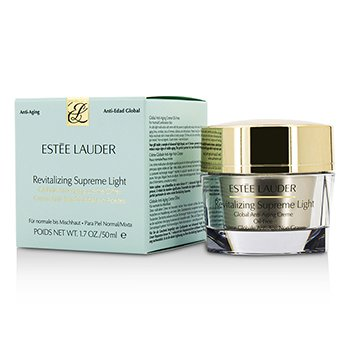 Estée Lauder Revitalizing Supreme Light Global Anti-Aging Creme Oil-Free  50ml/1.7oz
