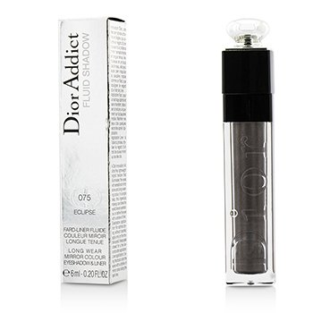 Christian Dior Dior Addict Color de Ojos Fluido - # 075 Eclipse  6ml/0.2oz