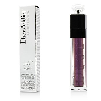 Christian Dior Dior Addict Color de Ojos Fluido - # 275 Cosmic  6ml/0.2oz