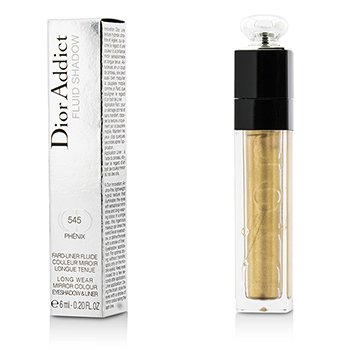 Christian Dior Dior Addict Color de Ojos Fluido - # 545 Phenix  6ml/0.2oz