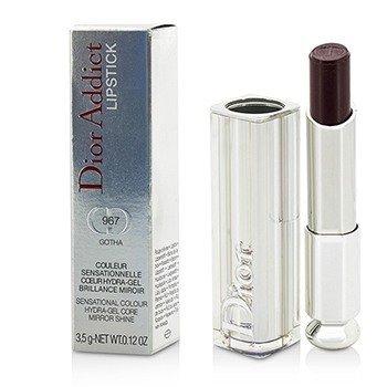 Christian Dior Dior Addict Hydra Gel Core Mirror Shine Lipstick - #967 Gotha  3.5g/0.12oz