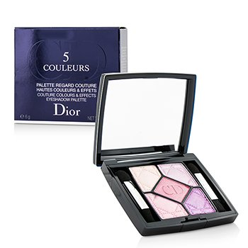 Christian Dior 5 Couleurs Couture Colours & Effects Eyeshadow Palette - No. 876 Trafalgar  6g/0.21oz
