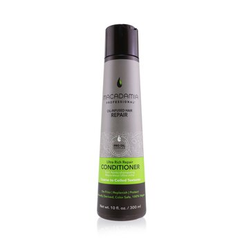 Macadamia Natural Oil Professional Ultra Rich Moisture Acondicionador  300ml/10oz