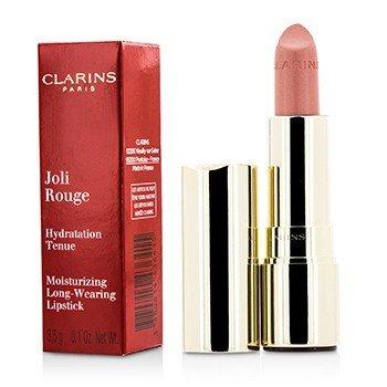 Clarins Joli Rouge (Дълготрайно Овлажняващо Червило) - # 745 Pink Praline  3.5g/0.1oz