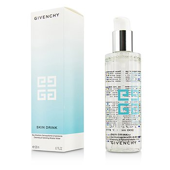 Givenchy Skin Drink Cleansing & Hydrating Micellar Water  200ml/6.7oz