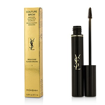 Yves Saint Laurent Couture Brow - #1 Glazed Brown  7.7ml/0.26oz