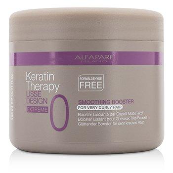 AlfaParf Lisse Desgn Keratin Therapy Mejorador Alisante Extremo  500ml/16.9oz