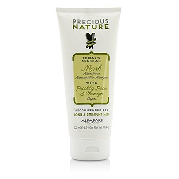 AlfaParf Precious Nature Today's Special Mascarilla (Para Cabello Largo & Lacio)  200ml/6.91oz