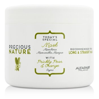 AlfaParf Precious Nature Today's Special Mascarilla (Para Cabello Largo & Lacio)  500ml/17.28oz