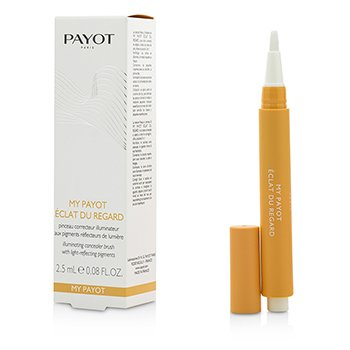 Payot Korektor w pędzlu My Payot Eclat Du Regard Illuminating Concealer Brush - For Dull Skin  2.5ml/0.08oz