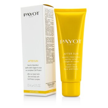 Payot Les Solaires Sun Sensi After-Sun Repair Balm For Face & Body  125ml/4oz