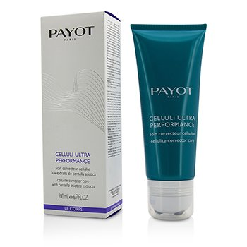 Payot Le Corps Celluli Ultra Performance Cuidado Corrección Celulitis  200ml/6.7oz