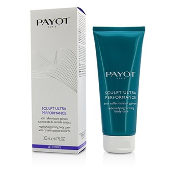 Payot Le Corps Sculpt Ultra Performance Cuidado Corporal Reafirmante  200ml/6.7oz