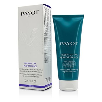 Payot Le Corps Fresh Ultra Performance Cuidado Relajante y Refrescante Pies & Piernas  200ml/6.7oz