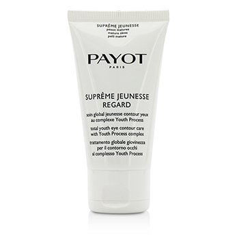 Payot Supreme Jeunesse Regard Youth Process Total Youth Contorno Ojos - Para Piel Madura- Tamaño Salón  50ml/1.6oz