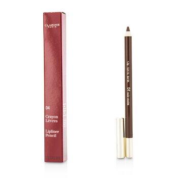 Clarins Lipliner Pencil - #04 Nude Mocha 442281  1.2g/0.04oz