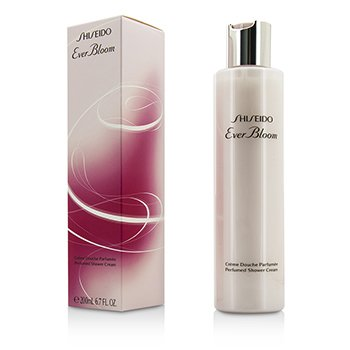 Shiseido Ever Bloom  Crema de Ducha Perfumada  200ml/6.7oz