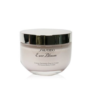 Shiseido Ever Bloom Perfumed Body Cream - Krim Tubuh  200ml/6.8oz