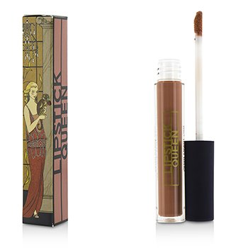 Lipstick Queen Seven Deadly Sins Luciu de Buze - # Avarice (Sultry Nude Peach)    2.5ml/0.08oz