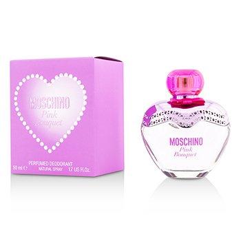 Moschino Pink Bouquet Desodorante Perfumado en Spray  50ml/1.7oz