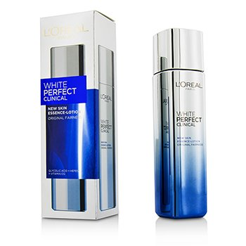 L'Oreal เอสเซ้นส์โลชั่น White Perfect Clinical New Skin Essence-Lotion  175ml/5.92oz