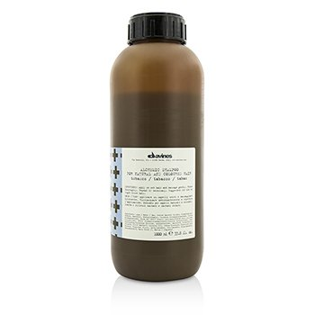 Davines แชมพู Alchemic Shampoo Tobacco (For Natural & Mid to Light Brown Hair)  1000ml/33.8oz