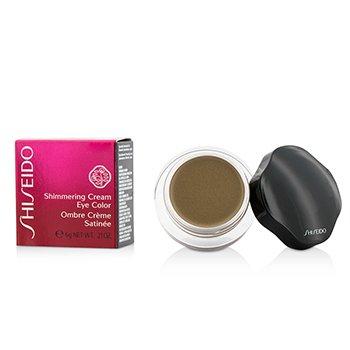 Shiseido Shimmering Cream Eye Color - # BE728 Clay  6g/0.21oz